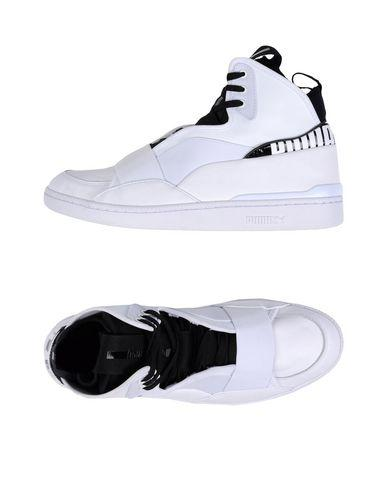 Mcq Puma Sneakers In White