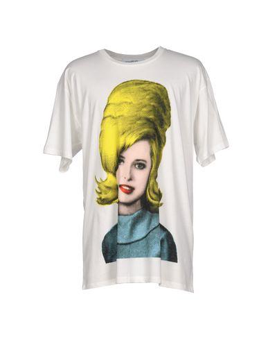 Jeremy Scott T-Shirts In Ivory