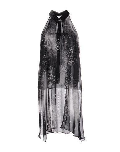 John Galliano Shirts In Steel Grey