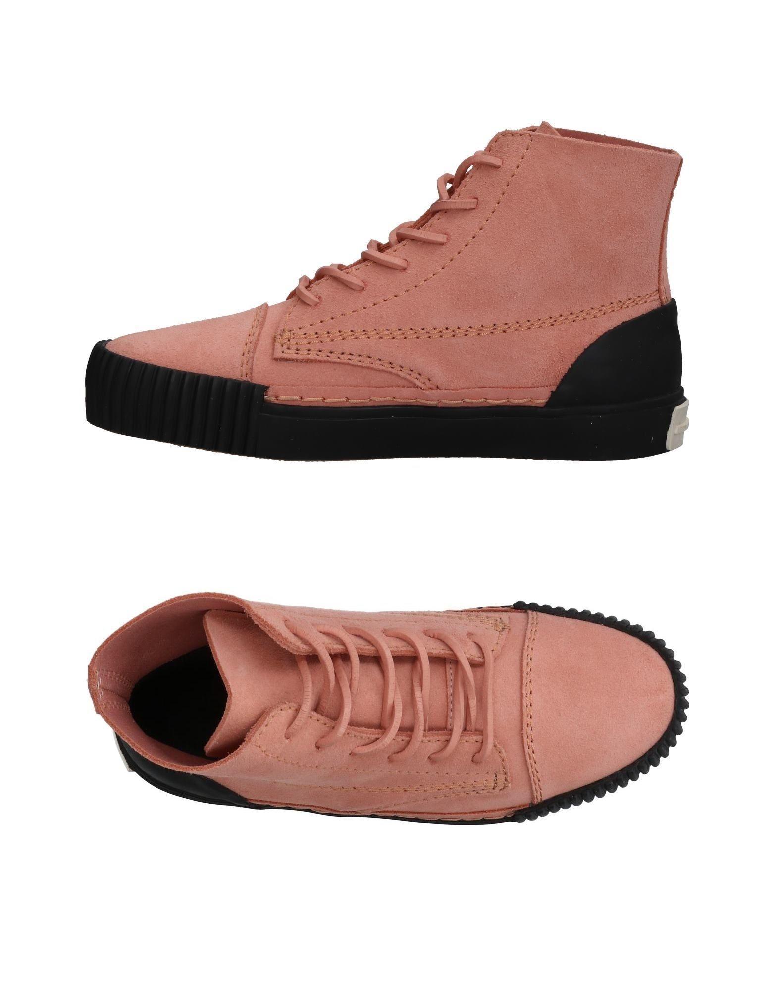 Alexander Wang Sneakers In Pink