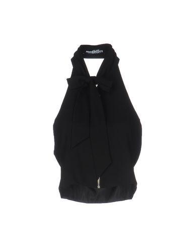 Jeremy Scott Top In Black