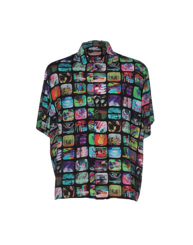 Jeremy Scott Shirts In Black
