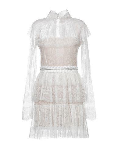 Kristian Aadnevik Short Dresses In White