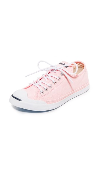 Converse 'Jack Purcell - Lp' Low Top Sneaker In Pink/White/Navy
