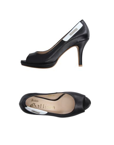 John Galliano Pumps In Black