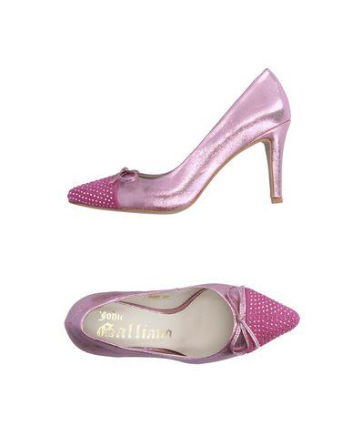 John Galliano Pump In Light Purple