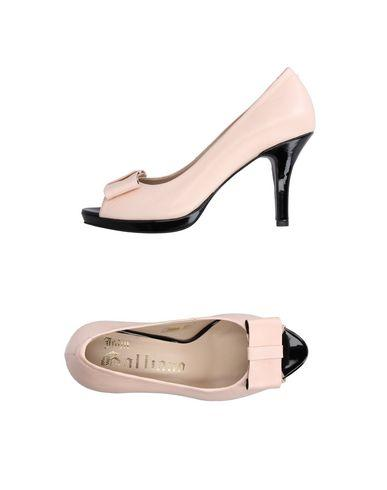 John Galliano Pump In Light Pink