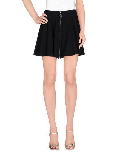 Jeremy Scott Mini Skirt In 黑色