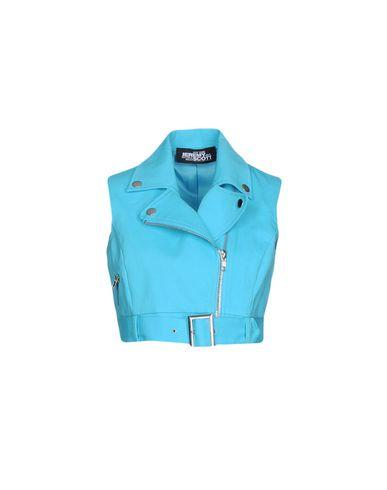 Jeremy Scott Jacket In Turquoise