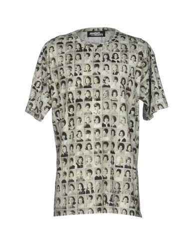 Jeremy Scott T-Shirt In Light Grey