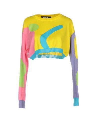 Jeremy Scott Sweaters In Yellow