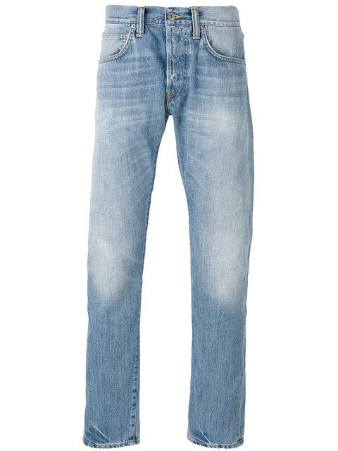 Edwin Five Pockets Slim-Fit Jeans In Blue