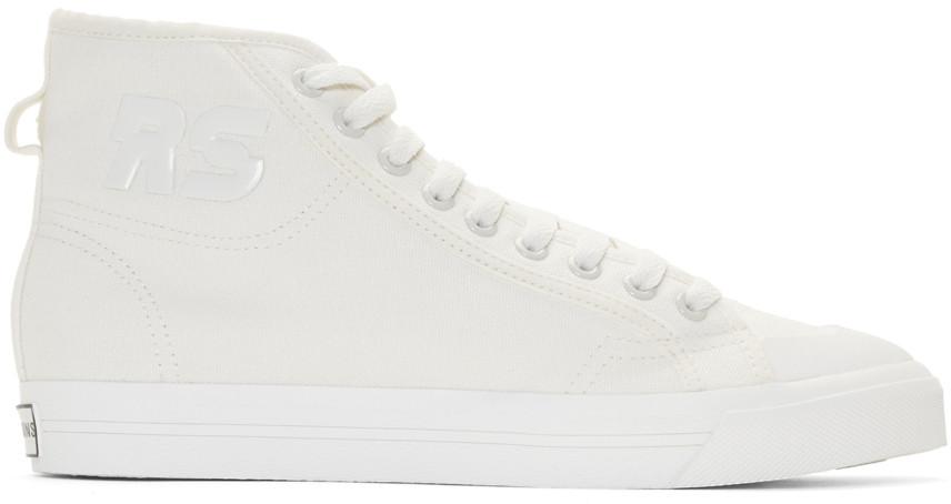 raf simons low top sneakers, Raf Simons High top sneakers