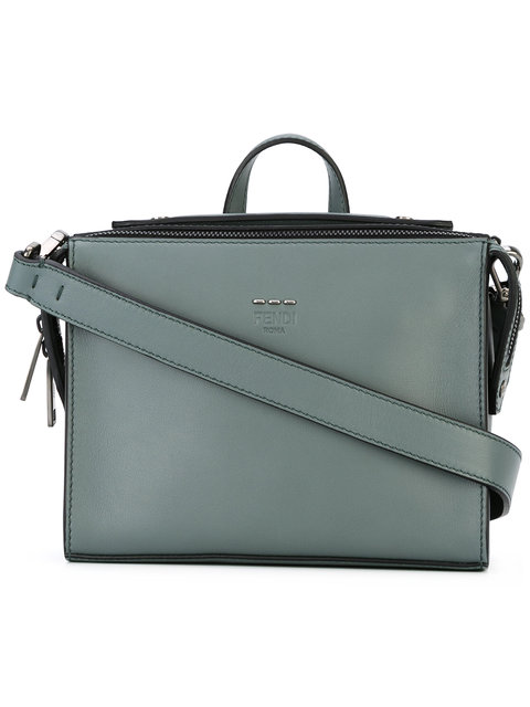 Fendi Top Handle Messenger Bag