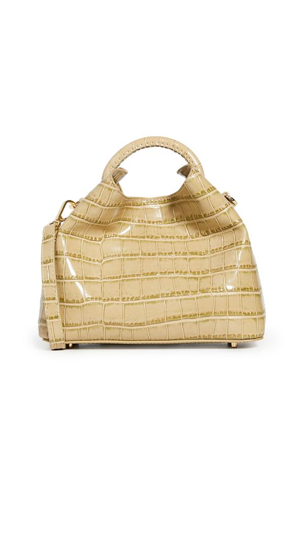 Elleme Baozi Bag In Olive