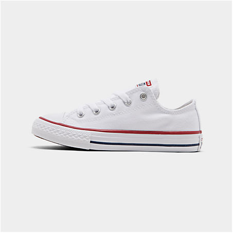 Converse Kids' Unisex Chuck Taylor All Star Low-top Sneakers - Baby, Walker, Toddler In White