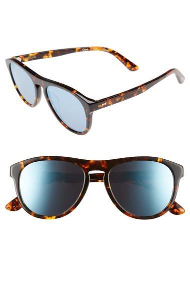 Toms Declan 54Mm Sunglasses - Whiskey Tort