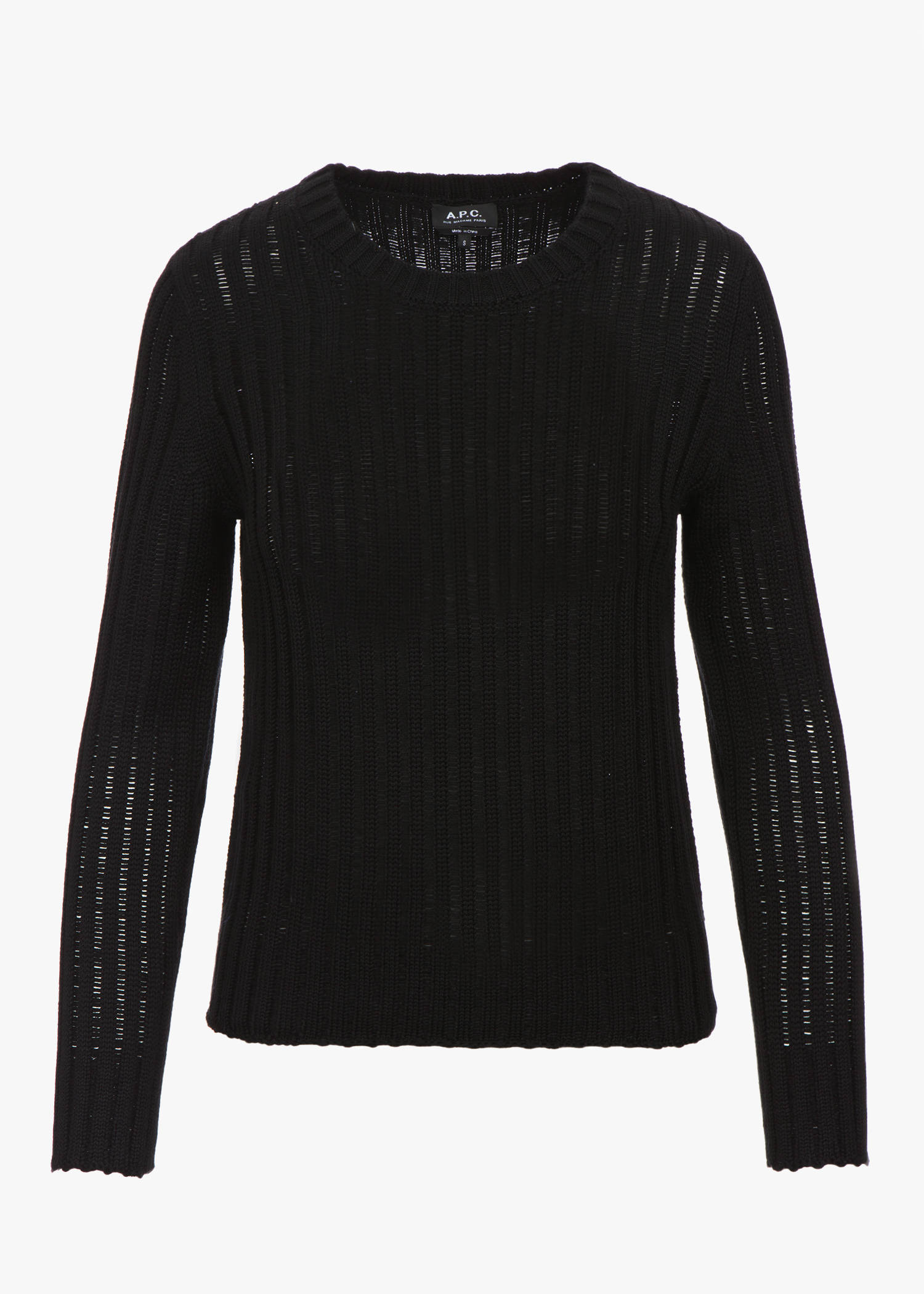A.P.C. Dory Jumper In Black