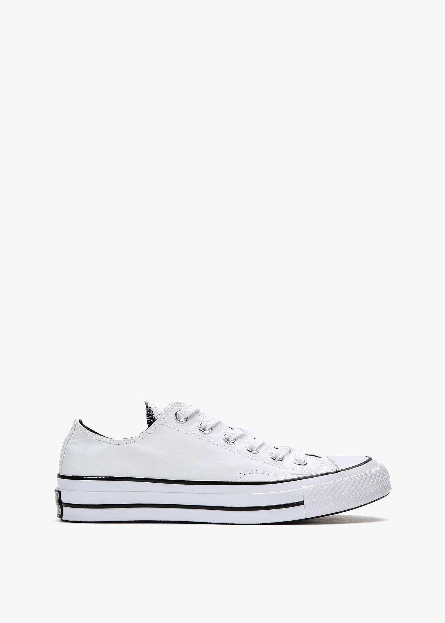 "Converse Fragment Design Ct70 ""Tuxedo Pack"" In White"