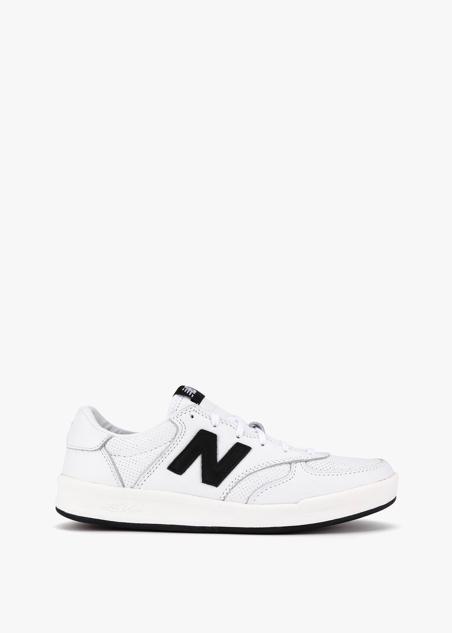 New Balance Crt300Lc In White/Black