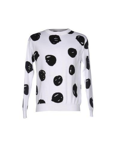 Jeremy Scott Sweater In White