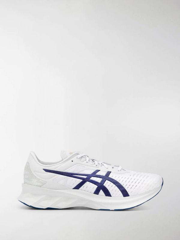 Asics Low-top Sneakers In White