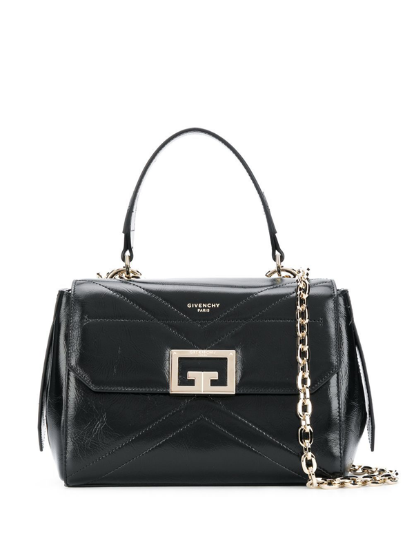Givenchy Women's Bb50fab0wf001 Black Leather Handbag In Nero