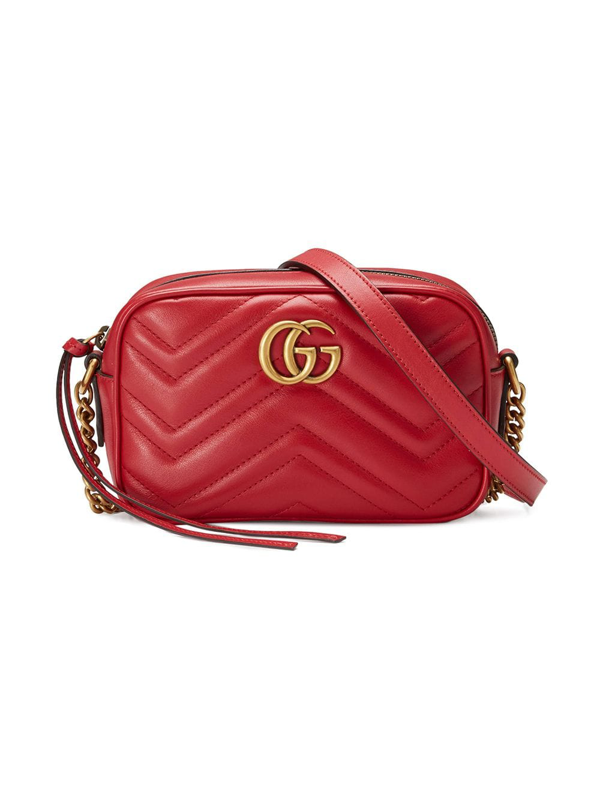 Gucci Bags In Rosso