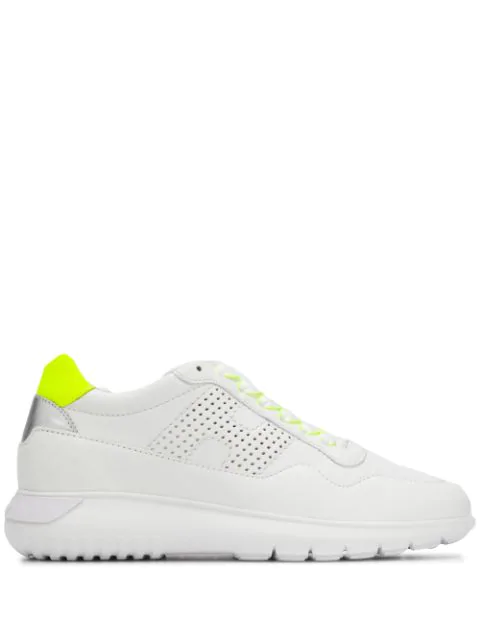 Hogan Interactive 3 White Leather Sneakers