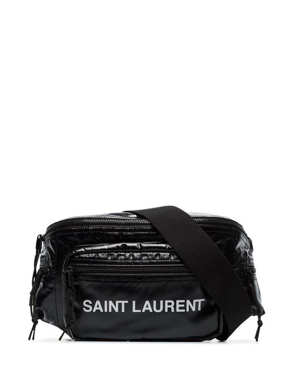 SAINT LAURENT BAGS.. GREY - Baltini Corp
