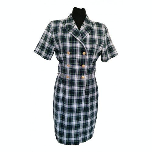 Pre-owned Bogner Cotton Dress