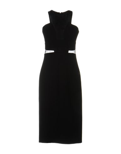 Cushnie Et Ochs Knee-Length Dresses In Black