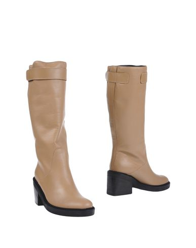 Helmut Lang Boots In Sand