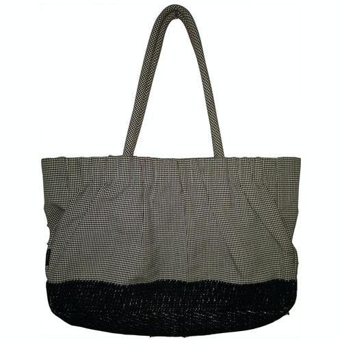 Pre-owned Yohji Yamamoto Cotton Handbag