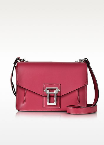 dcd4104b7 Proenza Schouler Magenta Soft Leather Hava Shoulder Bag | ModeSens