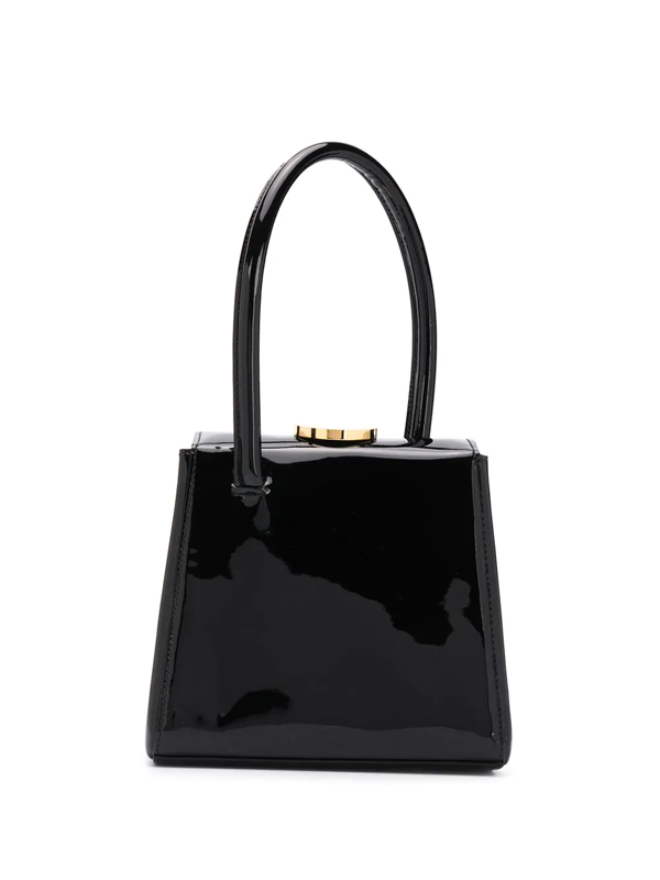 Little Liffner Mademoiselle Tote Bag In Black