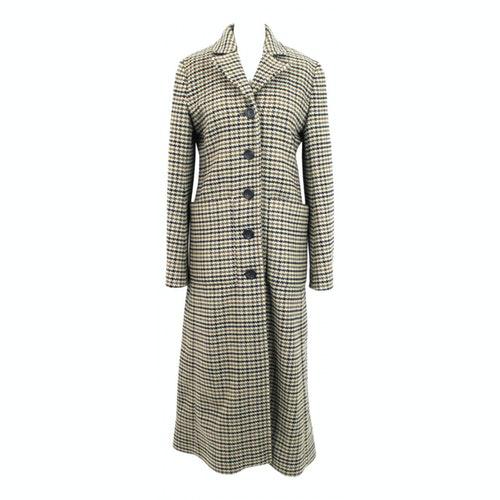 Pre-owned Kwaidan Editions Beige Wool Coat