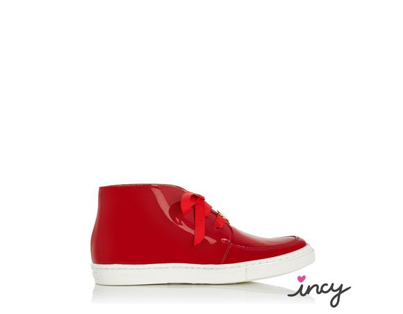 Charlotte Olympia Incy Trista In Red