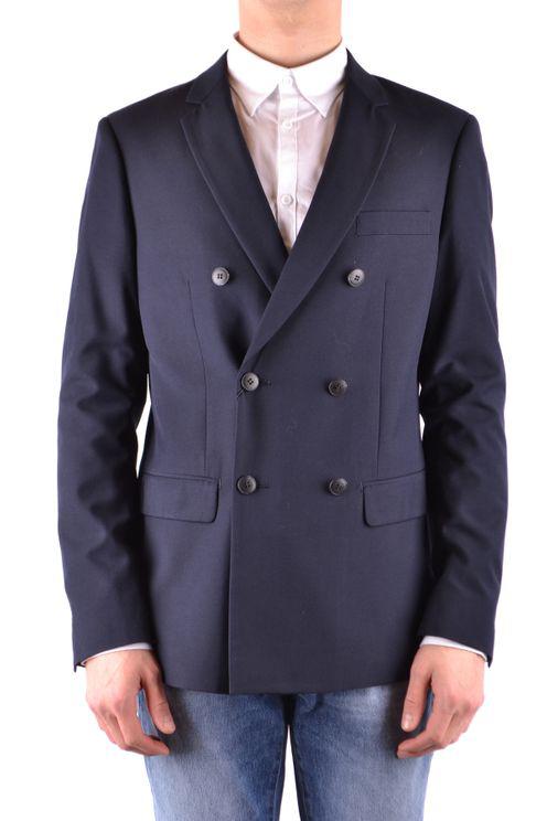 Antony Morato Jacket  In Blue