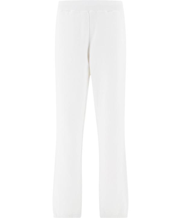 Acne Studios White Cotton Pants