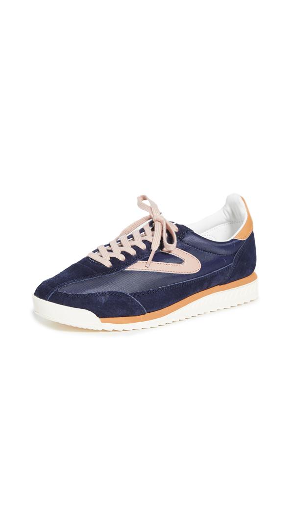 Tretorn Women's Rawlins 3 Sneakers In Richpilota/pilota/malva/mo