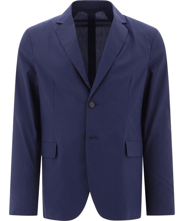 Acne Studios Blue Cotton Blazer