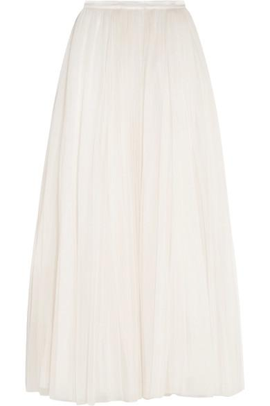 c6380fe3116 Needle   Thread Tulle Maxi Skirt In Ivory