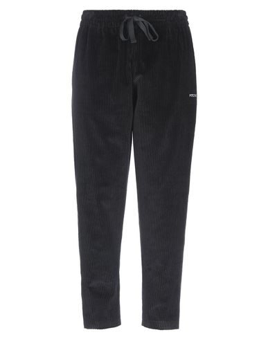 Ptrcrs By Christian Petrini Casual Pants In Black
