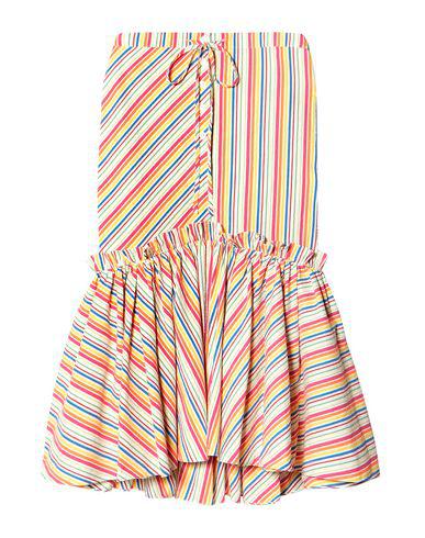 Rosie Assoulin 3/4 Length Skirts In White