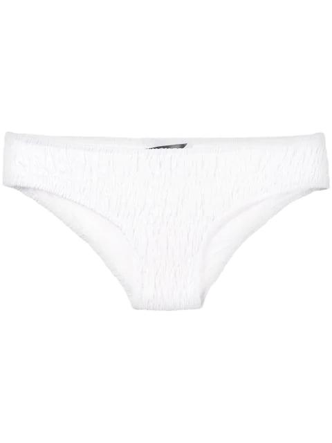 Prism 'patnem' Bikinihose In White