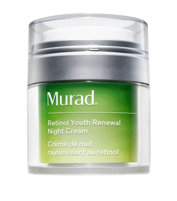 Murad Retinol Youth Renewal Night Cream (50ml) In White