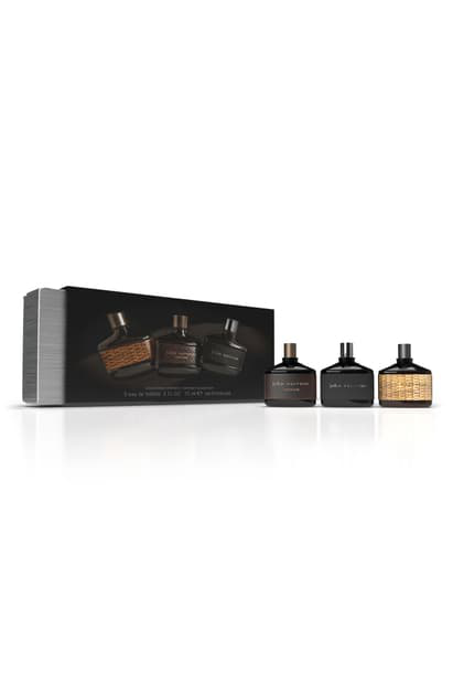 John Varvatos Travel Size Fragrance Trio