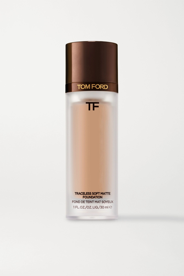 Tom Ford Traceless Soft Matte Foundation - 4.5 Ivory, 30ml In Neutral