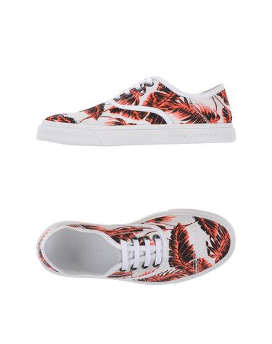 Marc Jacobs Printed Slip-on Sneakers In Multicolored